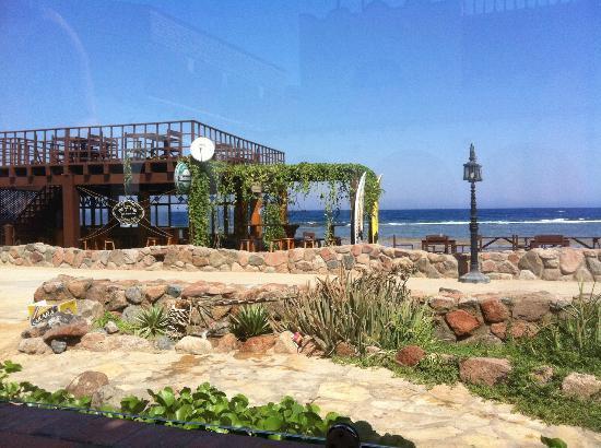 Blue Beach Club: View to the sea