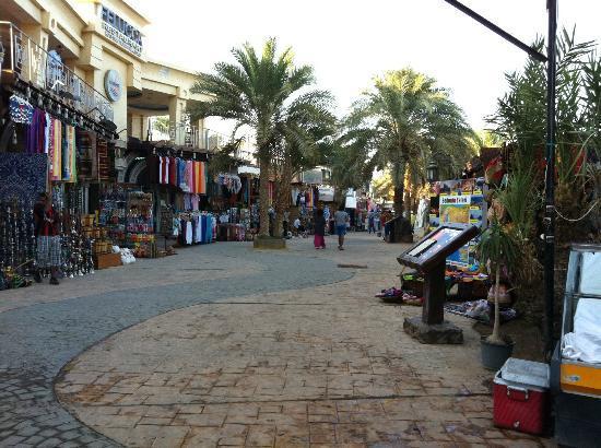 Blue Beach Club: Dahab city