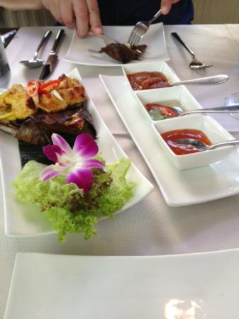 Thai Passion: Starters: mmmm!