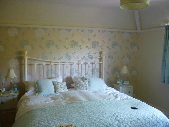 Highwoods Farm B and B: Bedroom