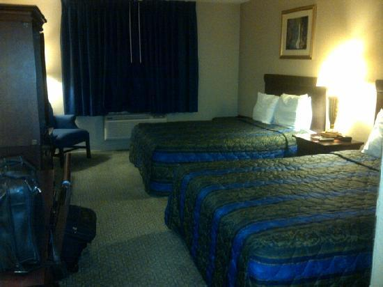 Choctaw Casino Resort: Choctaw Inn 2 Queen Room