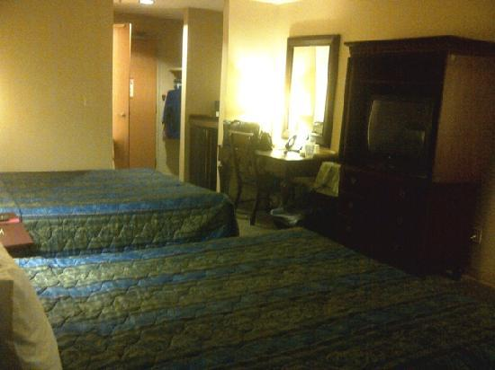 Choctaw Durant Hotel Rooms
