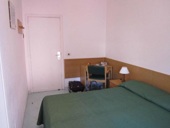 Hotel Conte: Camera 111
