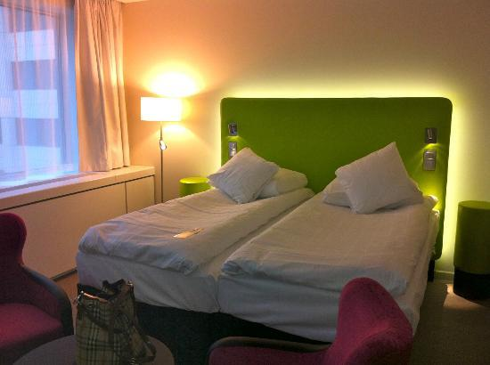 Thon Hotel EU: habitación