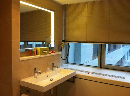Thon Hotel EU: baño