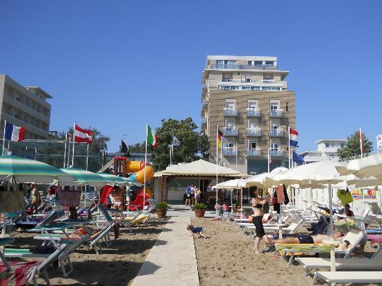 Hotel Ninive : Spiaggia