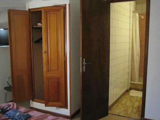 Hotel Paul : Chambre 7