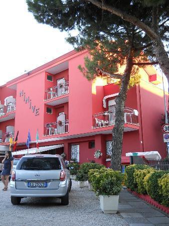 Hotel Ninive : Hotel