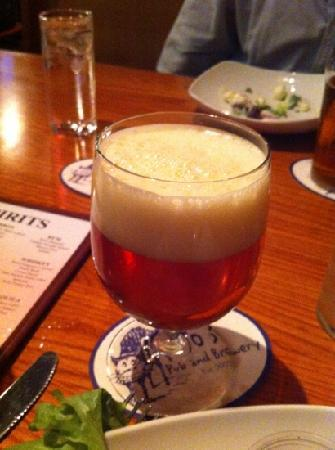 Otto's Pub and Brewery: Double IPA