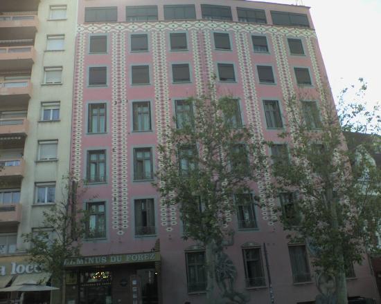 Hotel Terminus du Forez: hotel