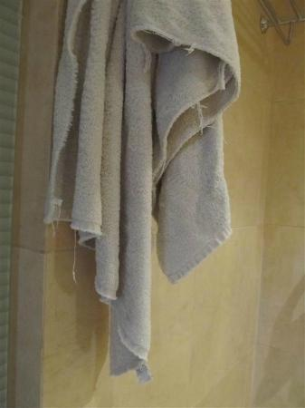 Ole Sereni: Towels I wouldn't even use to bathe my pooches