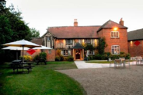 Restaurants the farm in solihull with cuisine british
