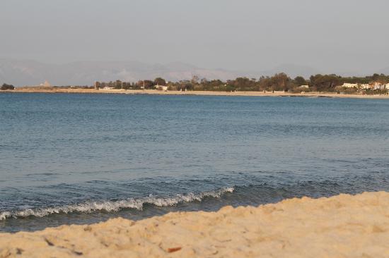 Spiaggia di San Vito lo Capo: Spiaggia