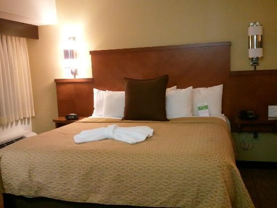 Hyatt Place Philadelphia / King of Prussia: Kingsize Bed