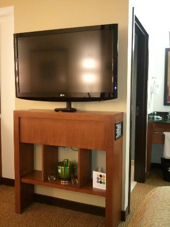 Hyatt Place Philadelphia / King of Prussia: Flatscreen TV