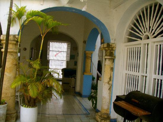 Casa de la Chicheria: Main sitting area