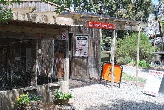Hahndorf Farm Barn