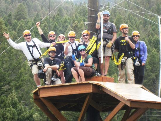 Montana Whitewater Raft Company: A great time was had by all.