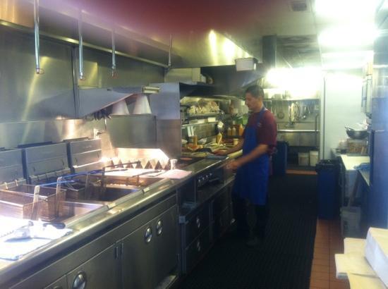 Athens Burger: athens cook