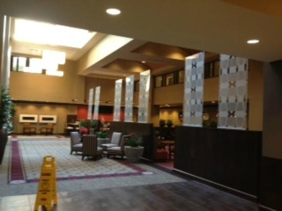 "Embassy Suites by Hilton St. Louis - Downtown: The ""Atrium"""