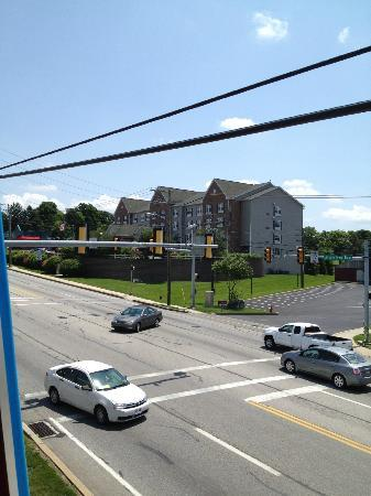 Country Inn & Suites By Carlson, Lancaster (Amish Country): View of Property from Dutch Monorail