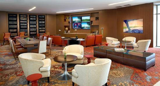 Chicago Marriott Naperville: Great Room