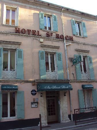 Hotel Saint Roch : Fachada