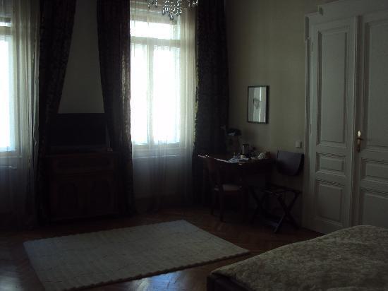 Rosa Linde: Habitación Freud