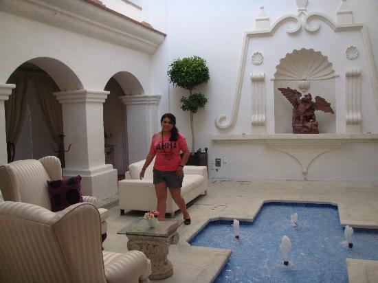 Hotel Palacio Borghese: Recepcion del Hotel