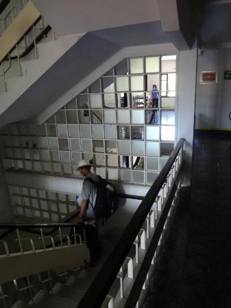 Song Huong Hotel: エレベーターはなく、階段のみでした