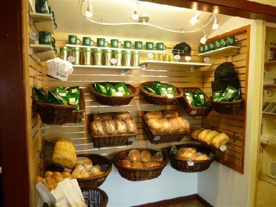 Cornerstone Bakery & Cafe Co: Fresh Baked Breads