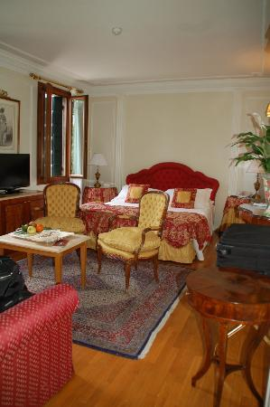 Villa Margherita Hotel: Our Junior Suite