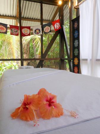 Firefly Yoga & Massage : Massage table