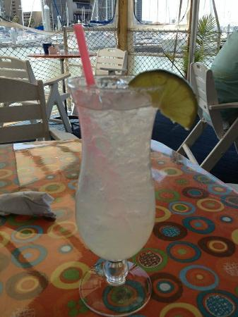 Tavern On the Bay: Margarita on the rocks