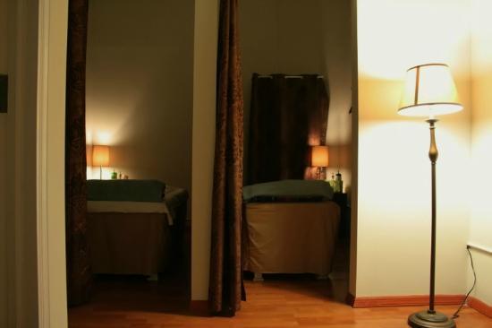 Taiji Bodywork: massage rooms