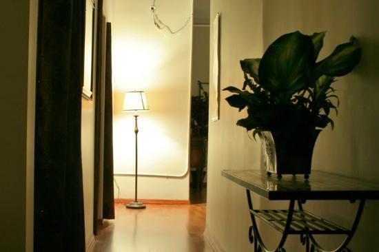 Taiji Bodywork: massage room