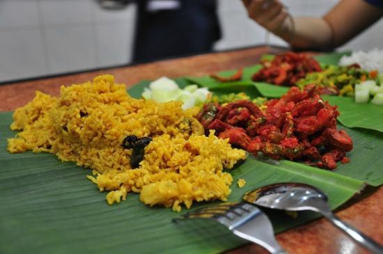 Sri Nirwana Maju Restaurant