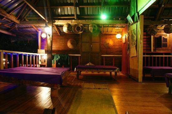 My Village Barok: interior of the restaurant