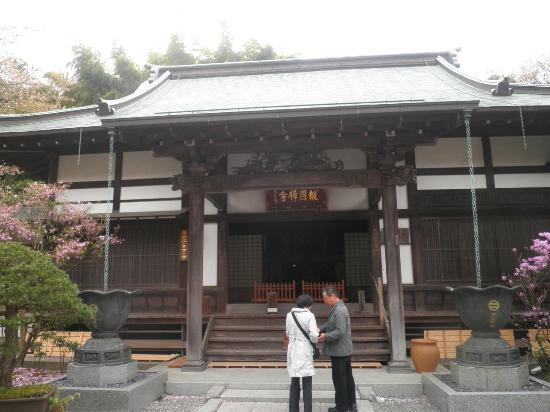 Hokokuji Temple (Takedera Temple): 本堂