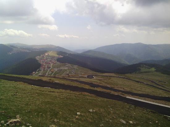 Transalpina Road: ranca again