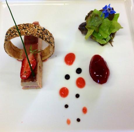 La Maison de la Marine : foie gras en opéra