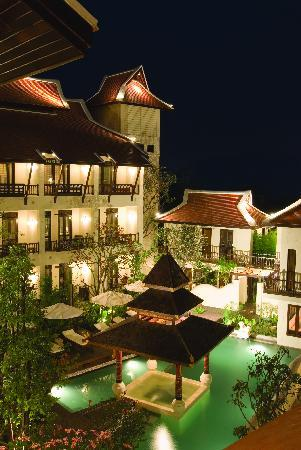 Puripunn Baby Grand Boutique Hotel: Puripunn from the top