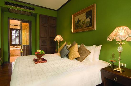 Puripunn Baby Grand Boutique Hotel : Puripunn Deluxe - Signature Room