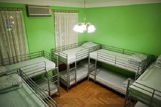 Central Hostel Na Barrikadnoi : 10 persons