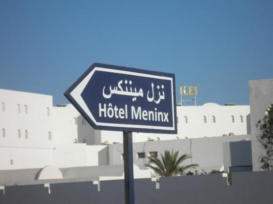 Hotel Meninx: hotel