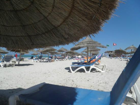Hotel Meninx: plage