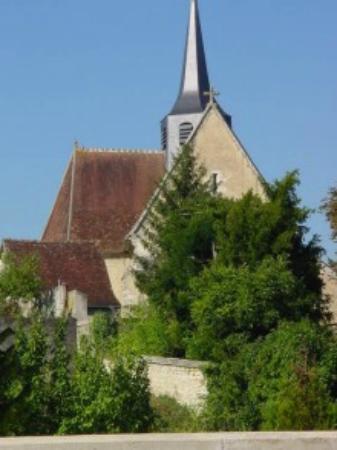 Vézinnes, France : Eglise