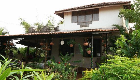 Pitruchaya Homestay: Exterior