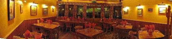 St Margaret's at Cliffe, UK: Restaurant