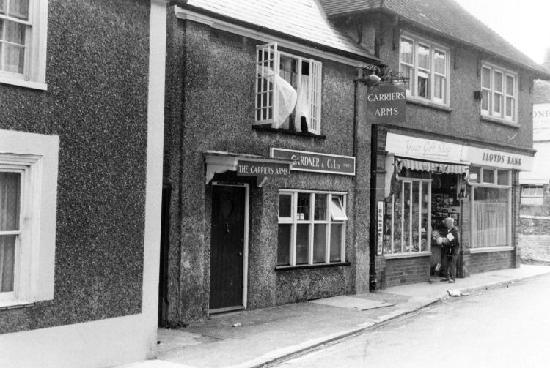 The Smugglers Bar and Restaurant: The Smugglers 60 years ago